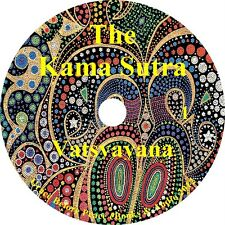 The Kama Sutra, The Audiobook on the Art of Love by Vatsyayana on 6 Audio CDs