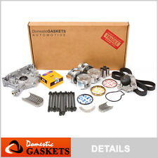 97-98 Honda CR-V 2.0L DOHC Master Overhaul Engine Rebuild Kit B20B4