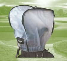 Golf Bag All Weather Protection Zip Up Rain Hood
