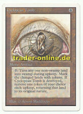 Cyclopean Tomb NM Magic Unlimited original