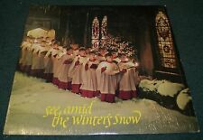 See Amid The Winter's Snow~St Michael's Choir~Private Christmas Gospel~FAST SHIP