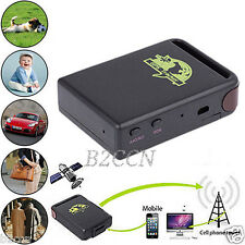 Mini Vehicle GSM GPRS GPS Tracker Car Tracking Locator Device TK102B Kid The Old