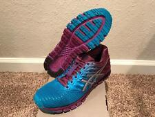 Women's Asics Gel-Quantum 180 2 Running Shoes Size 8.5 New In Box Blue Jewel/Sil