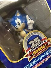 SONIC THE HEDGEHOG 25th Anniversary SEGA SONIC Japan Limited Figure New