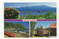 Kapiti Coast New Zealand 2002 Postcard 364a