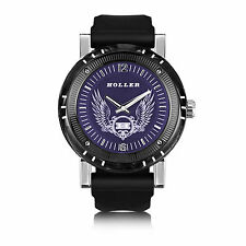 Holler Black Magic Purple Mens Watch HLW2197-1 2197-1 Brand New in Box