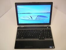 Dell Latitude E6530, 3rd Gen i7 2.6ghz Quad Core, 8GB, 500GB HD, Mint Condition
