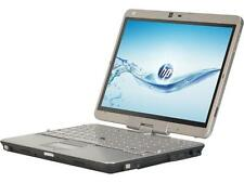 "HP EliteBook 2760P Intel Core i5 8 GB Memory 750 GB 12.1"" Tablet PC Windows 7 Pr"