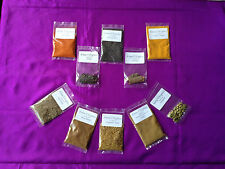 10 Spices REFILL For Indian Masala Dabba Spice Tin -- Dabba / Tin NOT Included