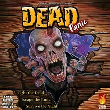 Dead Panic Board Game , New, Free Shipping