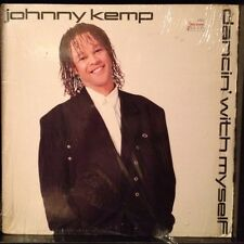 "NM 12""~JOHNNY KEMP~Dancin' With Myself~[Extended~7Inch~Alternative Mix~Dub Vers]"