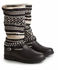 Bnib Joe Browns aztec biker boots Rrp £59.95. Now £29.95 Sz 6