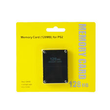 Memory Card (128 MB) for PS2 Playstation 2