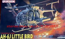 Dragon 3527 1/35 AH-6J Little Bird 'Night Stalkers' Helicopter