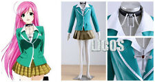 Rosario + Vampire Moka Cosplay Costume Uniform