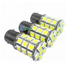 Bright 2 SMD 5050 1157 BAY15D LED Car Brake Tail Stop Turn Light 12V Lamp White