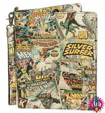 APPLE IPAD TABLET MARVEL COMIC STRIP STYLE PRINTED CASE SLEEVE STAND NEW SEALED