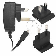 GENUINE BLACKBERRY MICRO MAINS CHARGER WALL ADAPTOR FOR BLACKBERRY BOLD 9900