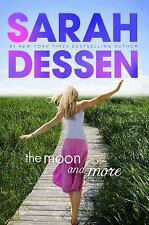 The Moon and More Dessen, Sarah Hardcover
