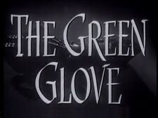 "THE GREEN GLOVE, 1952, GLENN FORD ""Film Noir"" made in France - DVD-R: Region 2"