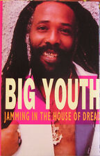BIG YOUTH - Jamming In The House Of Dread - Cassette Tape - Reggae - NEW