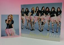 CD+DVD+Photo card Afterschool DIVA Japan First Limited Music Video ver. NANA