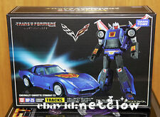 Transformers Takara Tomy Masterpiece MP-25 Tracks Chevrolet in Stock