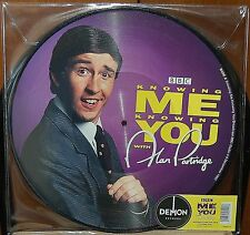 ALAN PARTRIDGE KNOWING ME KNOWING YOU STEVE COOGAN PICTURE DISC RSD 2016 RSD16