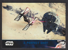 Topps Star Wars - The Force Awakens Series 2 - Blue Parallel Card # 37
