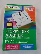 Fujifilm Floppy Disk Adapter FD-A2 for SmartMedia