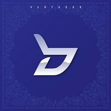 BLOCK B - Very Good (3rd Mini Album) CD + Photobooklet + Gift Photo