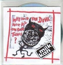 (CS413) Milk Kan, Why Should The Devil Have All The Good Tunes? - 2011 DJ CD