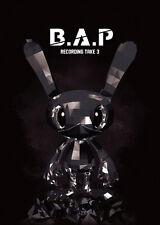 B.A.P BAP - B.A.P 3rd Photo-Book [RECORDING TAKE 3] K-POP KPOP