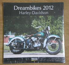 Dreambikes 2012 Wandkalender Harley-Davidson Rarität ovp Korsch Verlag