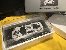 Porsche 918 Spyder Prototype 1/18 Martini Racing Ltd Ed. Collectible # 46 of 918