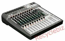 Soundcraft Signature 12 MTK Mixer and Multi Track USB Recorder!