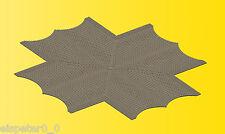 Vollmer 48241, H0 Plaque de rue Pavés, carrefour en forme de X, Art en pierre