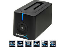 Hard Drive Docking Station USB 3.0 to SATA (DS-UBLK) Sabrent