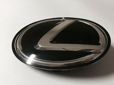 13-14 USED OEM LEXUS FRONT GRILLE BLACK EMBLEM  FITS        IS GS LS GX LX ES RX