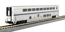 Kato N Superliner II Transition Sleeper Amtrak PhIVb #39027 - 156-0954