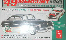 MERCURY CLUB COUPE 1:25 1949 654 AMT Kit.