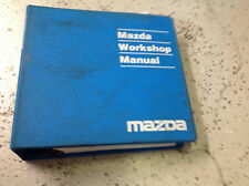 2001 Mazda Protege Service Repair Workshop Shop Manual OEM Factory 2001
