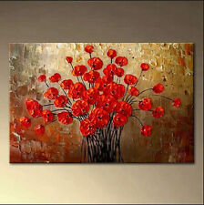 Huge Modern Abstract Painted on Canvas Wall DECOR Art Oil Painting(No Frame)