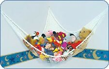Prince Lionheart Jumbo Toy Hammock Net Organizer for Stuffed Animals Storage