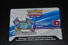10 Pokémon codes online / Dragons Exaltés / Dragons Exalted BW06