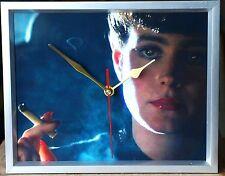 Blade Runner (Rachael, smoking hot) wall clock, plus battery