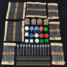 Lot Electronic Parts Pack KIT for ARDUINO component Resistors Switch Button