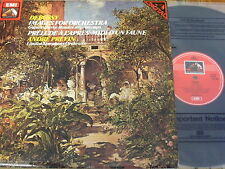 ASD 3804 Debussy Images / Prelude a l'apres-midi d'un faune / Previn