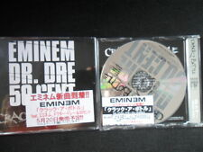 Eminem, Dr. Dre, 50 Cent/Crack a Bottle Promo EU 2009 +Japan-Sticker 5 Track/MCD
