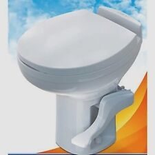 NEW Thetford RV Camper Residence High Profile Toilet White Foot Flush 42169